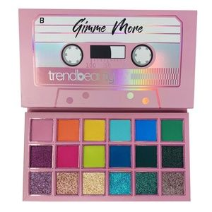 New Gimme More 18 Shade Eyeshadow Palette